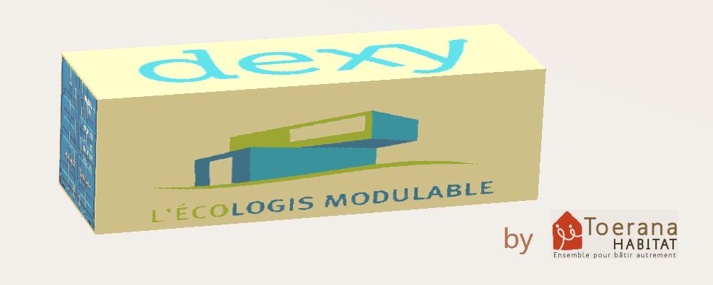 Dexy, Thierry Fourmentez, l'écologis modulable, by Toerana Habitat