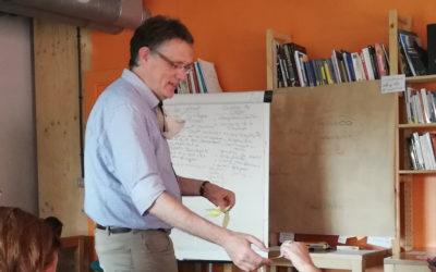 Christophe Barron, accompagnateur de transitions