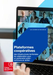 Cahier de recherche sur les Plateformes Coopératives, Coop des Communs & Caisse des Dépôts