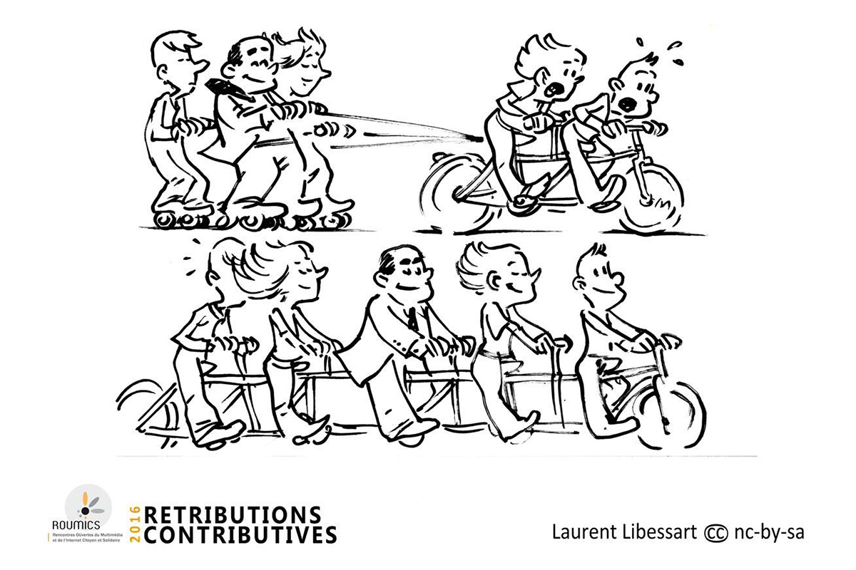 Rétributions contributives, par Laurent Libessart (2016)