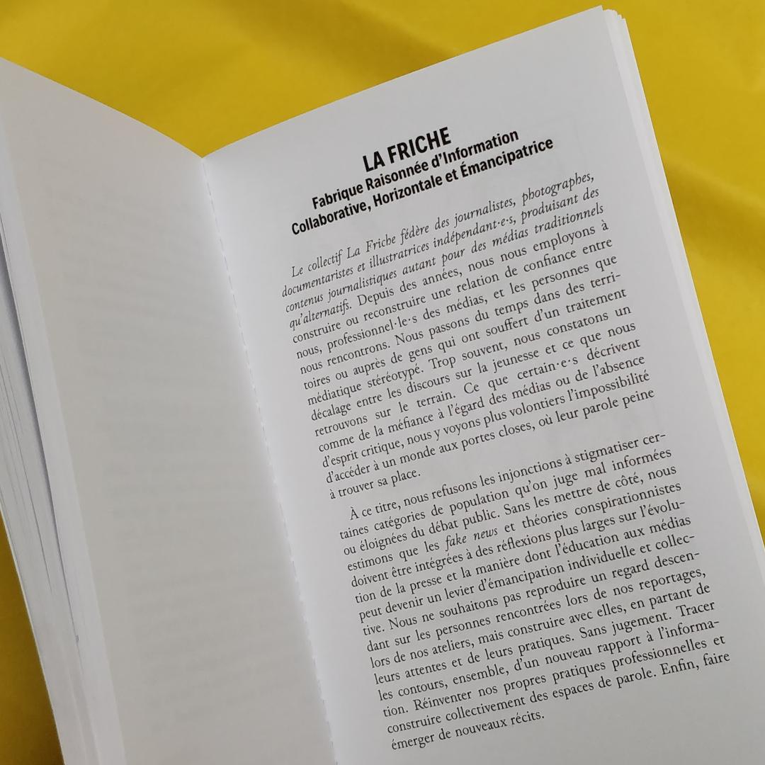 Petit Manuel Critique d'Éducation aux Médias (La Friche / EDUmédias) - Le Collectif La Friche - (Photo : C.D. - Netalinea)