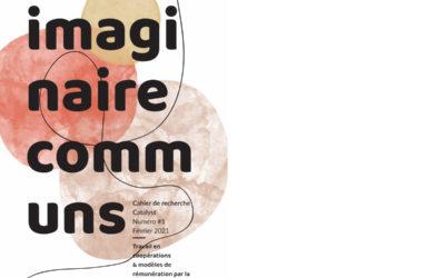 Imaginaire Communs #1, les modèles de rémunération par la contribution