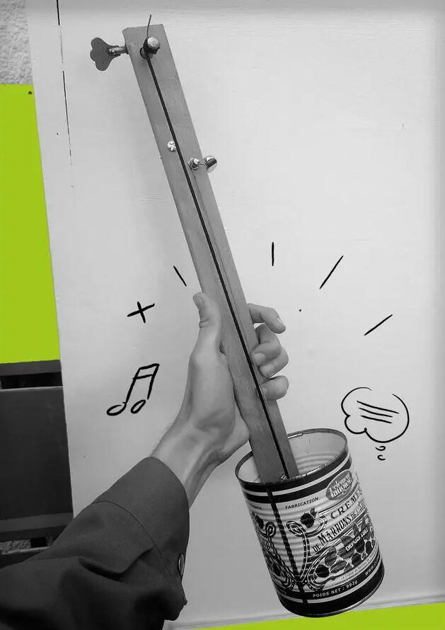Fabrique ta musique ! Etienne Cerneau à la Médiathèque Saint-Maurice Pellevoisin